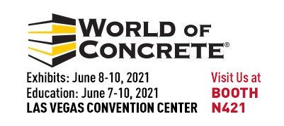 World of Concrete, 2021.